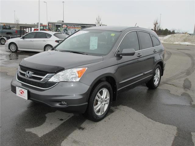 2011 Honda CR-V EX-L (Stk: K13984AA) in Ottawa - Image 1 of 16