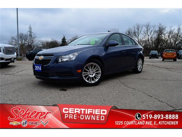 2014 Chevrolet Cruze ECO (Stk: 192930A) in Kitchener - Image 1 of 9