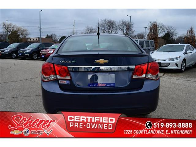 2014 Chevrolet Cruze ECO (Stk: 192930A) in Kitchener - Image 3 of 9