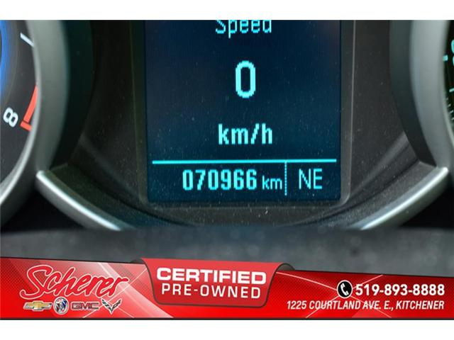 2014 Chevrolet Cruze ECO (Stk: 192930A) in Kitchener - Image 9 of 9