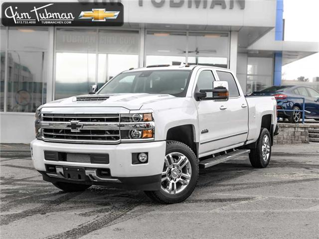 2019 Chevrolet Silverado 2500HD High Country (Stk: 190584) in Ottawa - Image 1 of 22