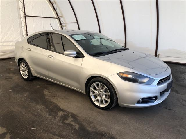 2013 Dodge Dart SXT/Rallye (Stk: I12401) in Thunder Bay - Image 1 of 12