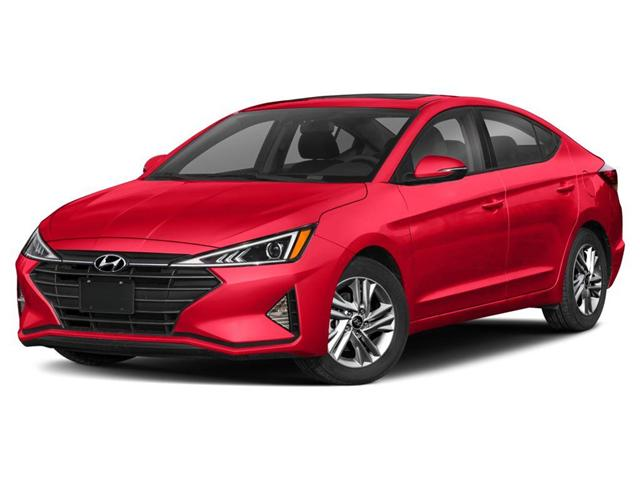 2019 Hyundai Elantra Preferred (Stk: 19483) in Ajax - Image 1 of 9