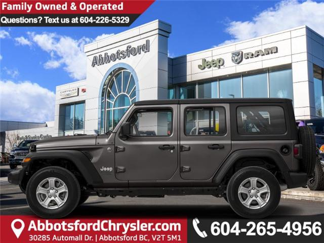 2019 Jeep Wrangler Unlimited Rubicon (Stk: K594964) in Abbotsford - Image 1 of 1