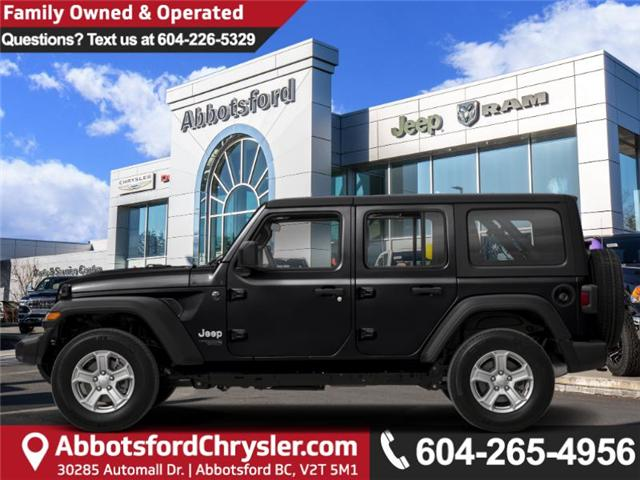 2019 Jeep Wrangler Unlimited Rubicon (Stk: K594966) in Abbotsford - Image 1 of 1