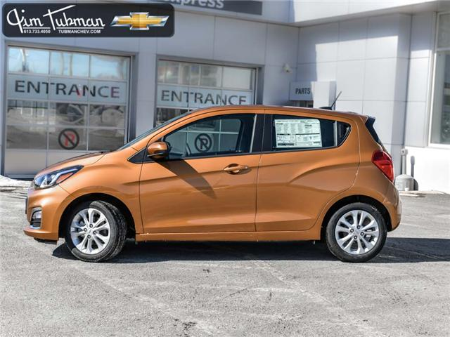 2019 Chevrolet Spark 1LT CVT (Stk: 190471) in Ottawa - Image 2 of 20
