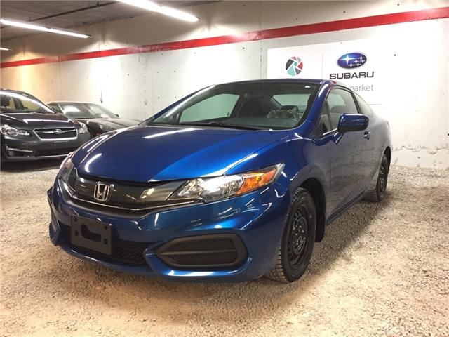 2015 Honda Civic EX (Stk: S19316A) in Newmarket - Image 1 of 16