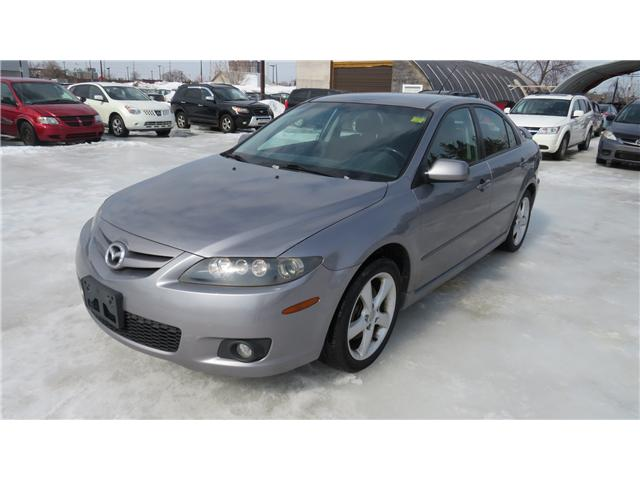 2007 Mazda MAZDA6 GS-I4 (Stk: A267) in Ottawa - Image 1 of 30