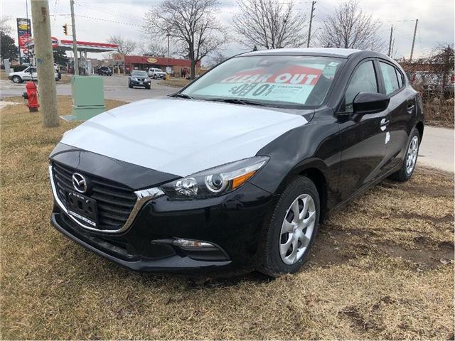2018 Mazda Mazda3 GX (Stk: SN1107) in Hamilton - Image 1 of 15