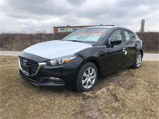 2018 Mazda Mazda3 GX (Stk: SN1125) in Hamilton - Image 1 of 15