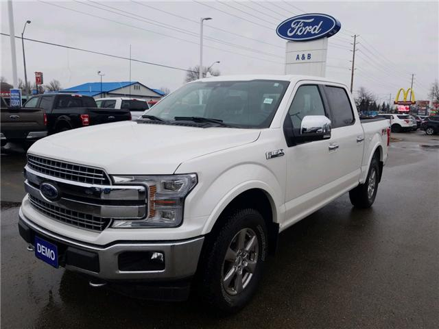 2018 Ford F-150 Lariat (Stk: 18587) in Perth - Image 1 of 18