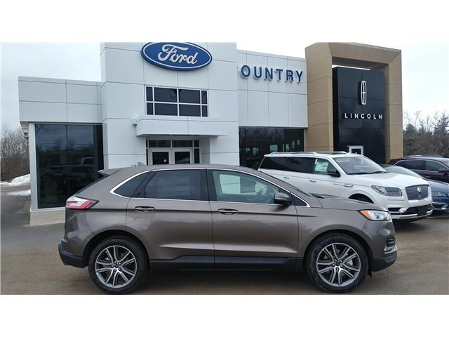 2019 Ford Edge Titanium (Stk: ED1211) in Bobcaygeon - Image 1 of 26