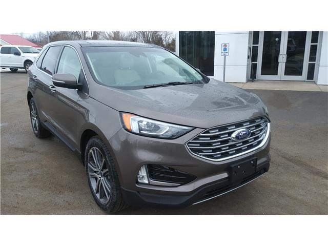 2019 Ford Edge Titanium (Stk: ED1211) in Bobcaygeon - Image 2 of 26