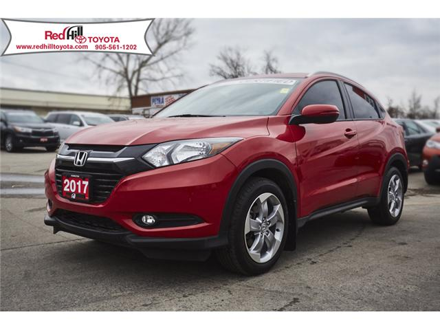 2017 Honda HR-V EX-L (Stk: 78087) in Hamilton - Image 1 of 20
