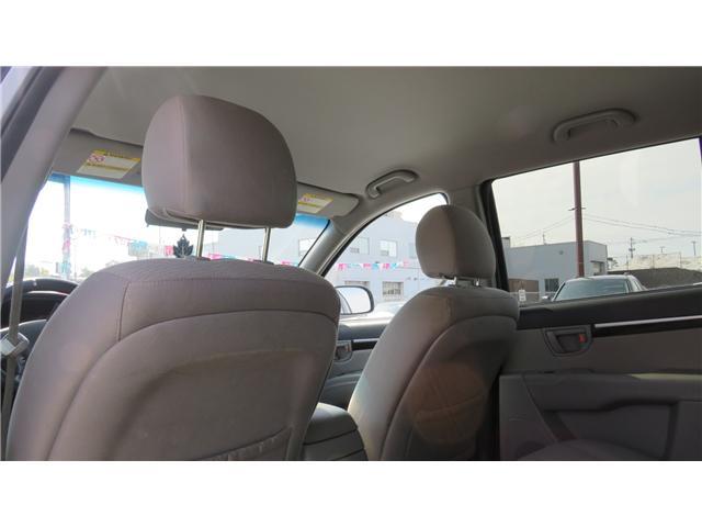 2008 Hyundai Santa Fe GL (Stk: A283) in Ottawa - Image 12 of 30