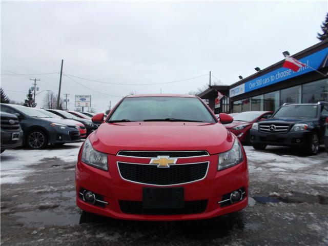 2013 Chevrolet Cruze LT Turbo (Stk: 190310) in North Bay - Image 2 of 14