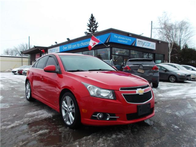 2013 Chevrolet Cruze LT Turbo (Stk: 190310) in North Bay - Image 1 of 14