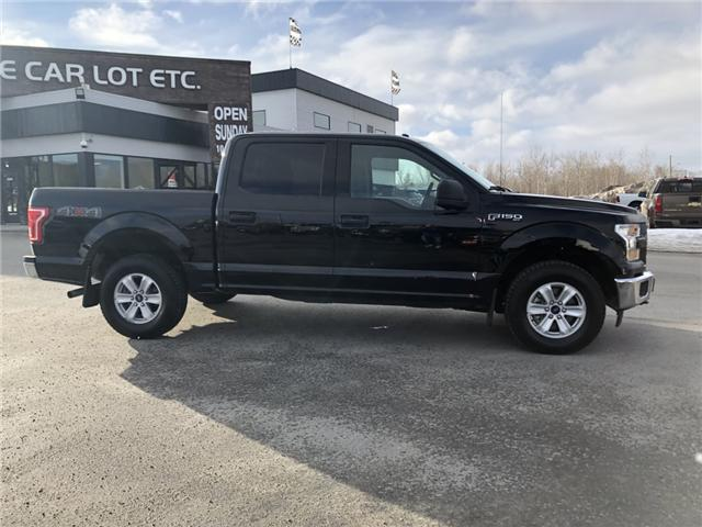 2017 Ford F-150 XLT (Stk: 19075) in Sudbury - Image 2 of 10