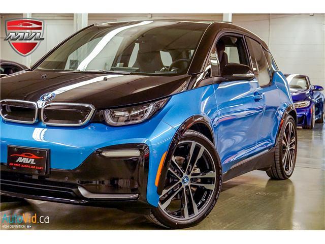 2018 BMW i3 s w/Range Extender (Stk: ) in Oakville - Image 1 of 33