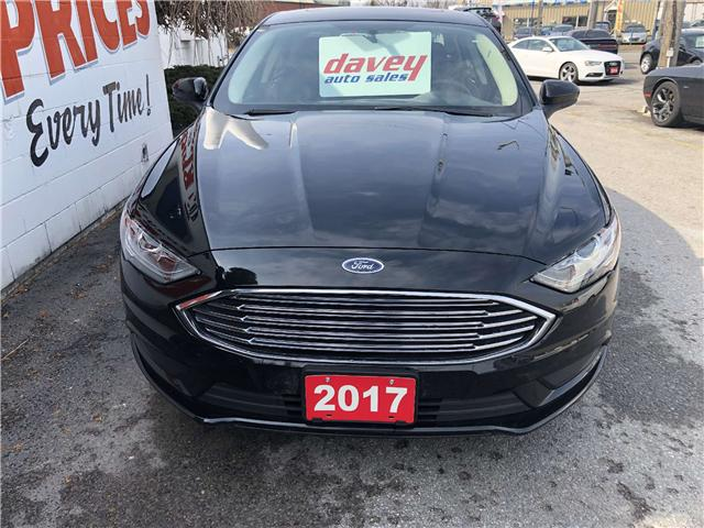 2017 Ford Fusion SE (Stk: 19-166) in Oshawa - Image 2 of 15