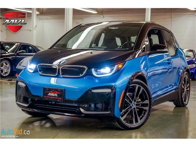 2018 BMW i3 s w/Range Extender (Stk: ) in Oakville - Image 2 of 33