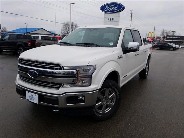 2018 Ford F-150 Lariat (Stk: 18636) in Perth - Image 1 of 19