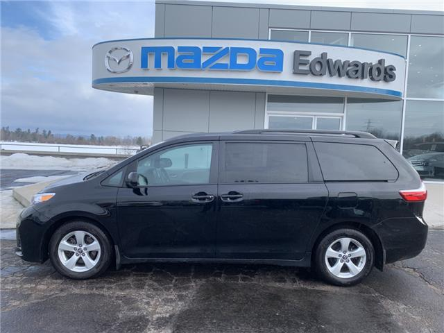 2018 Toyota Sienna LE 7-Passenger (Stk: 21687) in Pembroke - Image 1 of 13