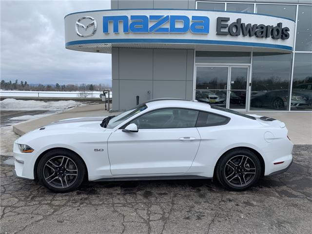 2018 Ford Mustang GT (Stk: 21689) in Pembroke - Image 1 of 10
