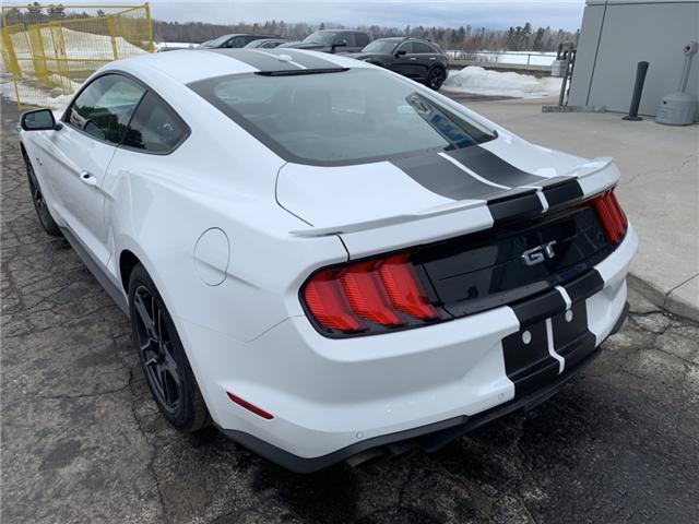 2018 Ford Mustang GT (Stk: 21689) in Pembroke - Image 3 of 10