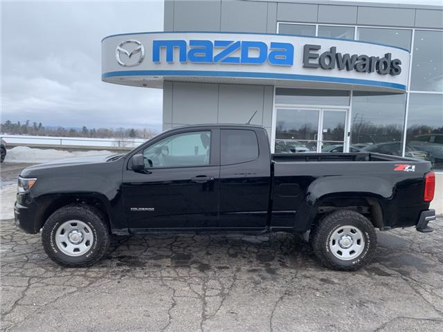 2018 Chevrolet Colorado WT (Stk: 21693) in Pembroke - Image 1 of 10