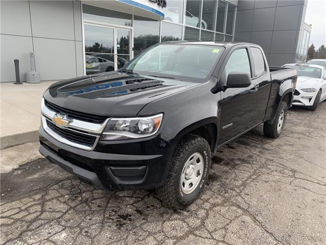 2018 Chevrolet Colorado WT (Stk: 21693) in Pembroke - Image 2 of 10