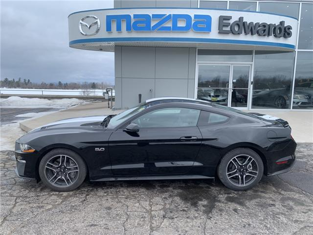 2018 Ford Mustang GT (Stk: 21685) in Pembroke - Image 1 of 6