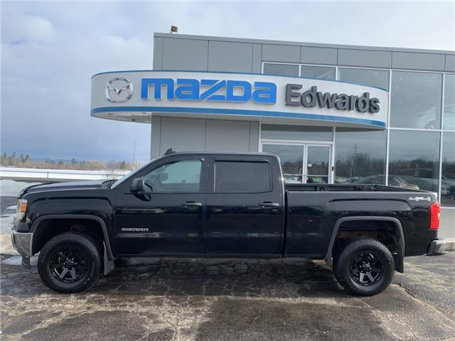 2015 GMC Sierra 1500 Base (Stk: 21677) in Pembroke - Image 1 of 10