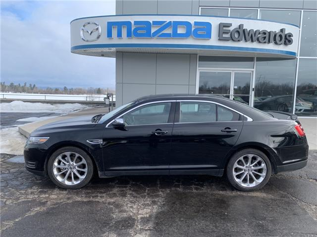 2018 Ford Taurus Limited (Stk: 21680) in Pembroke - Image 1 of 11