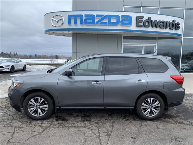 2018 Nissan Pathfinder S (Stk: 21699) in Pembroke - Image 1 of 14