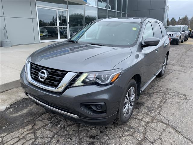 2018 Nissan Pathfinder S (Stk: 21699) in Pembroke - Image 2 of 14