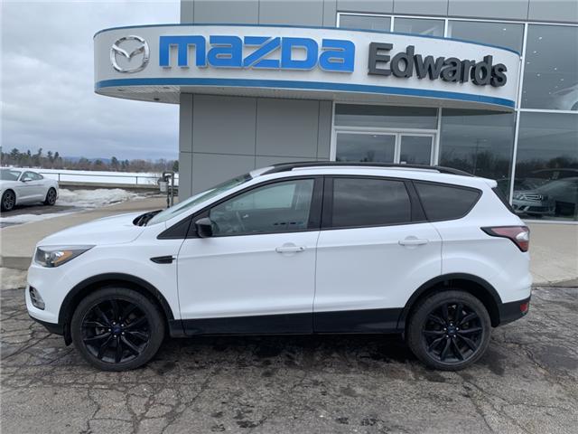 2017 Ford Escape SE (Stk: 21696) in Pembroke - Image 1 of 12
