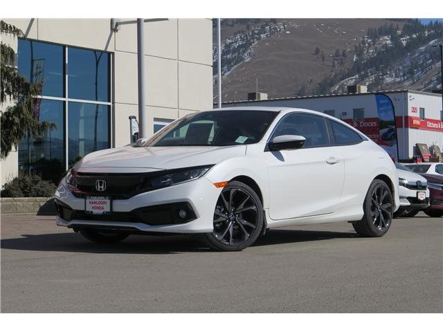 2019 Honda Civic Sport (Stk: N14273) in Kamloops - Image 1 of 17