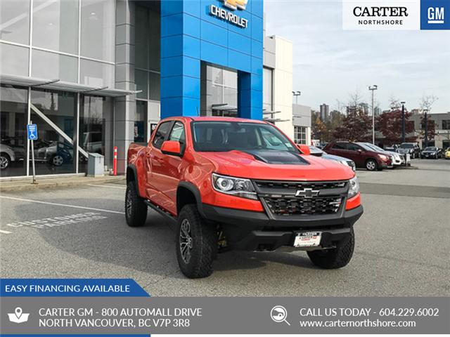 2019 Chevrolet Colorado ZR2 (Stk: 9CL84290) in North Vancouver - Image 1 of 13