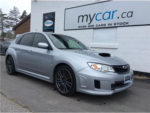 2013 Subaru WRX STI Base (Stk: 190295) in Richmond - Image 1 of 20