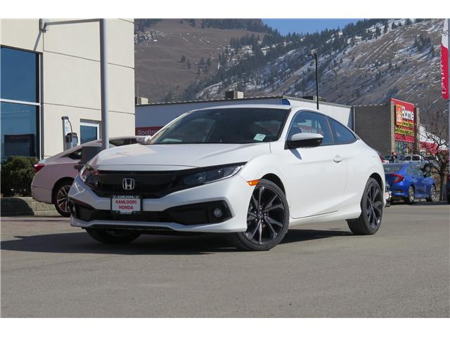 2019 Honda Civic Sport (Stk: N14274) in Kamloops - Image 1 of 17