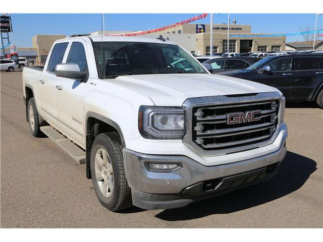 2018 GMC Sierra 1500 SLT (Stk: 161662) in Medicine Hat - Image 1 of 26