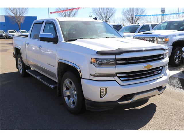 2017 Chevrolet Silverado 1500  (Stk: 164666) in Medicine Hat - Image 1 of 28