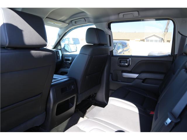 2017 Chevrolet Silverado 1500  (Stk: 164666) in Medicine Hat - Image 23 of 28
