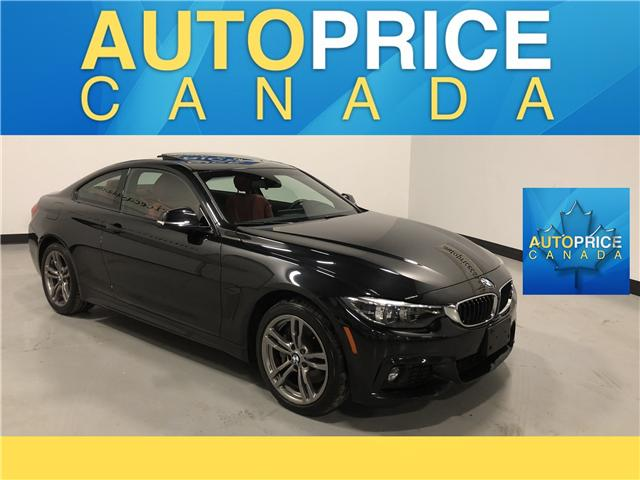 2018 BMW 430i xDrive (Stk: H0185) in Mississauga - Image 1 of 26
