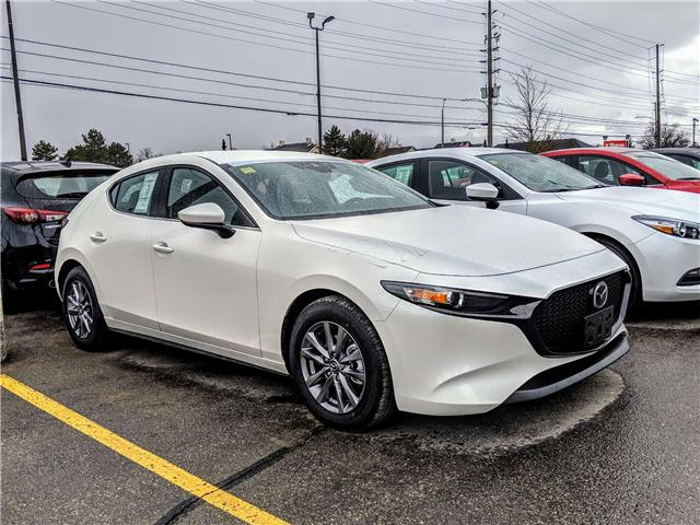 2019 Mazda Mazda3 GS (Stk: K7583) in Peterborough - Image 1 of 1