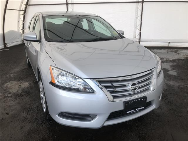 2015 Nissan Sentra 1.8 S (Stk: 15894A) in Thunder Bay - Image 1 of 17