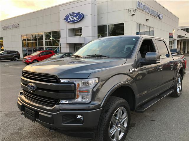 2018 Ford F-150 Lariat (Stk: OP1977) in Vancouver - Image 1 of 26