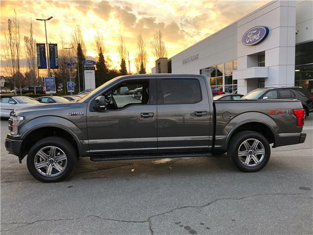 2018 Ford F-150 Lariat (Stk: OP1977) in Vancouver - Image 2 of 26