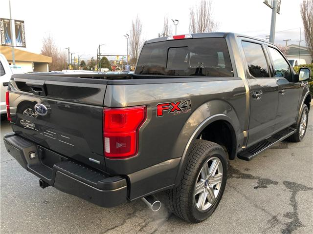 2018 Ford F-150 Lariat (Stk: OP1977) in Vancouver - Image 5 of 26